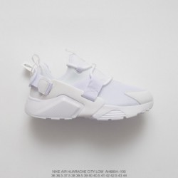 Ah6804-100 Womens FSR Nike Air Huarache City Low 18 Edition Wallace City Function All-Match jogging shoes whole whit