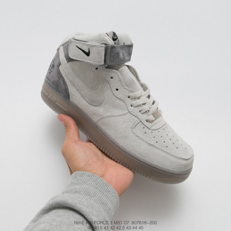 Nike Air Force 1 MID X Reigning Champ,Nike Air Force 1 High Suede Grey,618 200 Nike Cost effective defending Champion Crossover