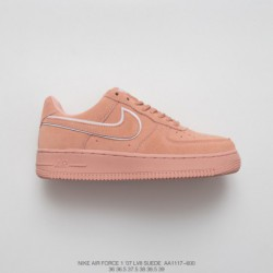 Nike-Air-Force-1-Suede-Womens-Nike-Air-Force-1-07-Lv8-Suede-Pink-AA1117-600-Womens-FSR-Nike-Air-Force-1-07-LV8-Suede-Air-Force