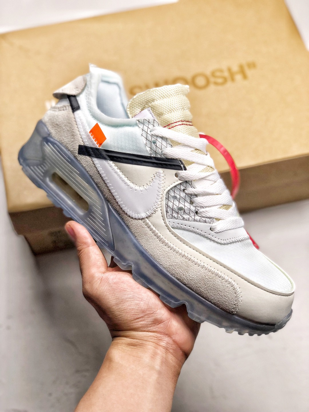 Off White Nike Air Max 90 Buy,Nike Air Max 90 Material,AA7293 100 Nike OFF WHITE x Nike Air Max 90 Avant garde fascination over
