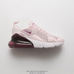Nike Air Max 270 White Nike White Air Max 270 Ah6789 601 Fsr Womens Nike Air Max 270 Seat Half Palm Air Jogging Shoes Blush Whi
