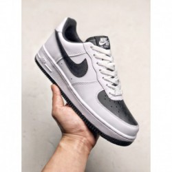 Nike air force 1 panda colorway nike air force 1 black and white panda colorway releas