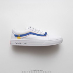 Vans-Skate-Low-All-White-Vans-Low-Top-Skate-Shoes-Creative-Bespoke-FSR-Virgil-Abloh-Designer-Independent-Brand-Off-White-X-Vans