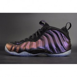 Nike air foamposite one eggplant spray purple spray 314996-008 men's f14