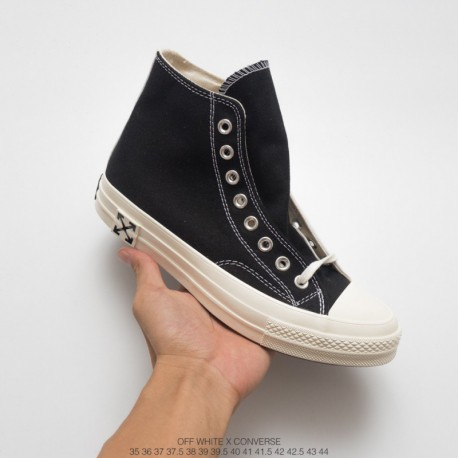 Converse II Crossover Domineering Release Sample Standard Zhongshan Company Factory Stream Publishing Mouse Goods UNISEX Vulcan