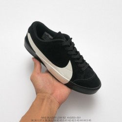 AV2253-800 Nike Blazer City Low LX Original File Development Crossover Concept Big Hook Logo Autumn Hot Cake Nike Blazer Taiwan