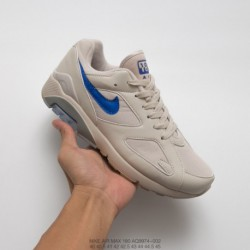 Aq4641-602 Nike Air Max 180 Ultramarine OG Vintage All-Match jogging shoe
