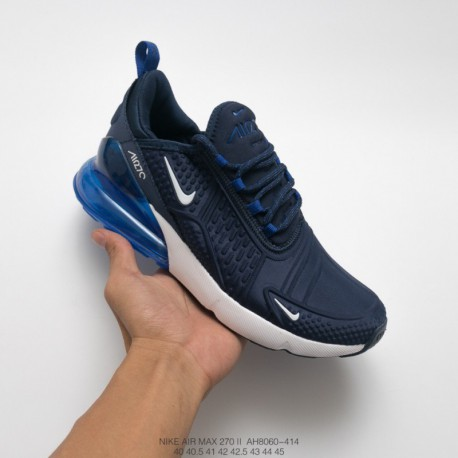 on sale 8de4e d824b Nike Air Force 270 On Feet,AH8060-100 Nike Air Max 270 2nd Generation Seat  Air Jogging Shoes Design Inspired by two classics wi