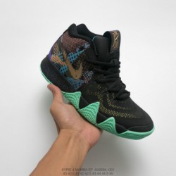 807-011 nike kyrie 4 actual combat basketball-shoes flexible and flexibl