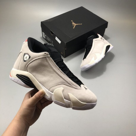 best authentic a1d31 79aaa Jordan 14 New Release,The New Jordan 14,Jordan/Air Jordan 14 DesertSand  Desert Gray Difficult to get New ColorWay's aj14 recent