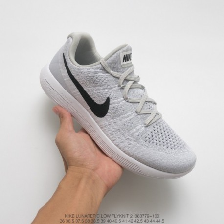innovative design dd7fc 27216 Nike Lunarepic Low Flyknit Sale,Nike Lunarepic Low Flyknit Black And  White,Nike LunarEpic Low Flyknit 2 Men's Trainers Shoes is