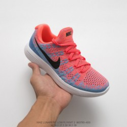 Nike Lunarepic Low Flyknit 2 Men's Trainers Shoes Is Based On The Predecessor Model And Is Easy To Wear And Replace