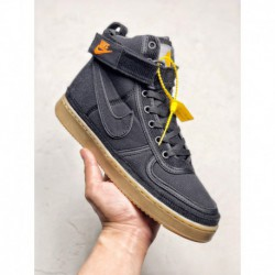 AV4115-001 Nike Supreme Carhartt WIP X Nike Vandal High Tripartic Crossover Combines Comfort With Working Wear Style Joi