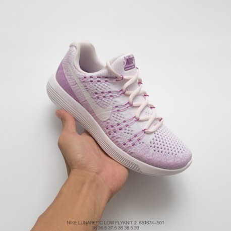 ba84f345e745 Nike Lunarepic Low Flyknit 2 Men s Trainers Shoes Is Based On The  Predecessor Model And Is