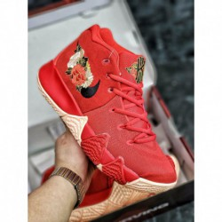 Nike Kyrie 4 EP Kerry Owen Air Is Not A Currency To Be Used As The Main Body Of The Embellishment Embroidery Swoosh Log