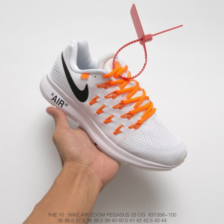 9375eb097241 356-100 Nike Creative Crossover OFF-WHITE Mainist Virgil Abloh X Nike Air  Zoom