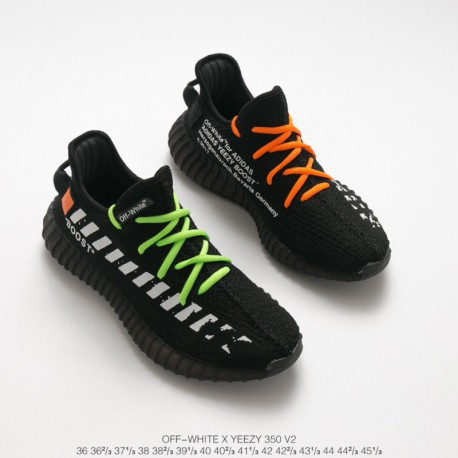 size 40 752f3 b34e3 Authentic Adidas Yeezy 350 Boost White,ADIDAS Virgil Abloh Designer  Independent Bespoke OFF white x Adidas Yeezy 350V2 Boost Ar