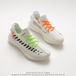 ADIDAS Virgil Abloh Designer Independent Bespoke OFF White X Adidas Yeezy 350V2 Boost Arrow Ultra Boost Origina