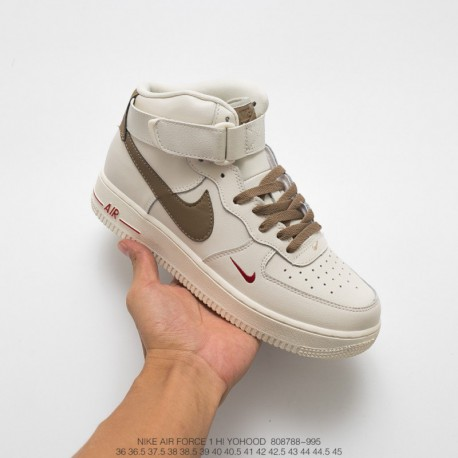 factory authentic 9c3fd 29643 788-995 Nike Air Force 1 High ID Air Force One Classic High All-
