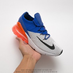 Nike-Air-Force-270-Wolf-Grey-Dark-Grey-AO1023-101-Nike-Air-Max-270-Vintage-Wind-Heel-part-design-into-Visable-Air