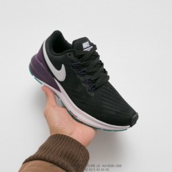 Aa1636-001 nike air zoom structure lunar epic 22 generation mesh breathable racing shoes lunar epic sports racing shoes return