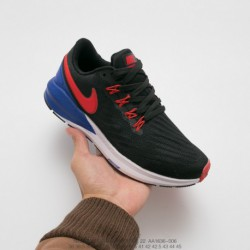 Nike-Mens-Racing-Shoes-Nike-Zoom-Racing-Road-AA1636-001-Nike-Air-Zoom-Structure-Lunar-Epic-22-Generation-mesh-breathable-Racing
