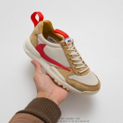 Aa2261-100 Nike Creative Redesign Tom Sachs Crossover X Nike Craft Mars Yar Astronaut Shenyou Space 2.0 Limited Edition Jogging
