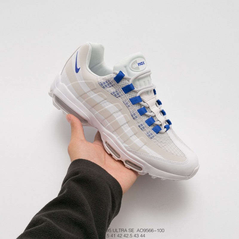 Nike Air Max 95 Cheap Sale, Where Can I Buy Nike Air Max 95 Nike-Air-Max-95-Cheap-Sale-Where-Can-I-Buy-Nike-Air-Max-95-AO9566-100-95-Air-Simple-Pure-Colour-Design-Cleverly-blends-with-sup