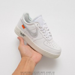 Nike-Air-Force-1-Virgil-Abloh-Nike-X-Virgil-Abloh-Air-Force-1-Low-Av5210-001-Nike-Virgil-Abloh-Designer-Independent-Brand-Super